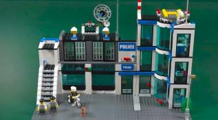 Fortura Giocattoli | Stazione di Polizia || StopMotion