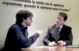 Luca Mazzucchelli | Intervista a Diego Ingrassia ||Intervista
