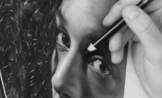 Speed Drawing Italia | Rosa Rùtila || SpeedDrawing