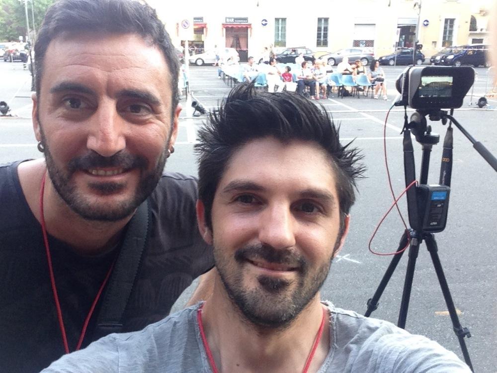 Roberto Marsella e Luca Pischedda