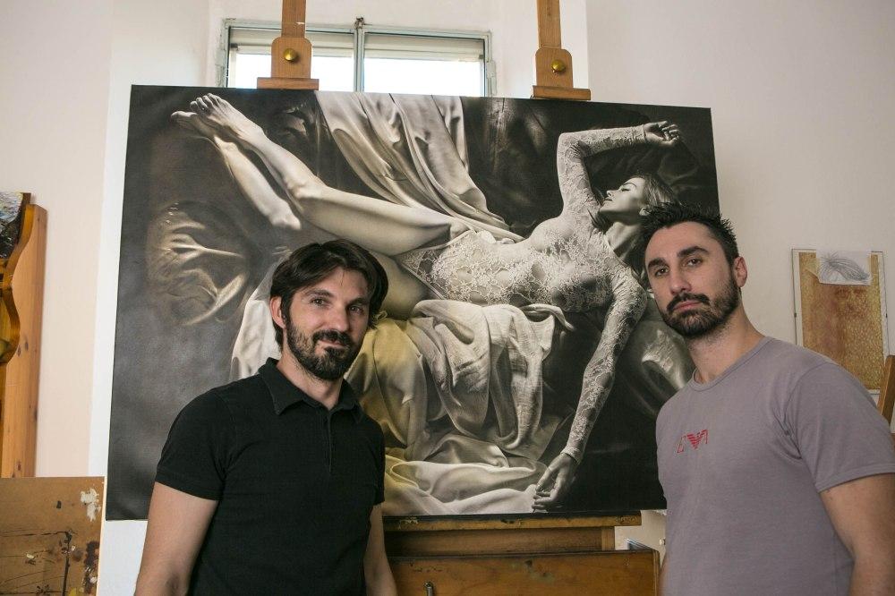 Foto di gruppo_Ema e Luca