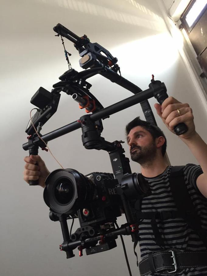 RED Epic Sensore Dragon